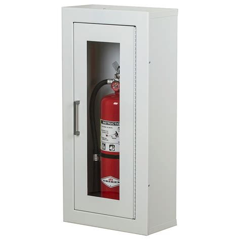 Larsens Extinguisher Cabinets Maintenance by Larsen Architectural Series Surface Mounted