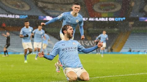 Manchester City 2-0 Aston Villa: Player ratings as ...