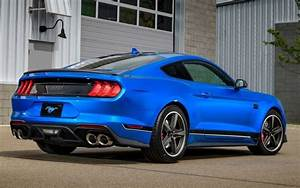 2021 Ford Mustang Mach 1 revealed, revives iconic name | PerformanceDrive