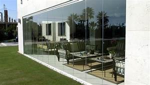 rideau de verre la nouvelle fermeture mur en verre sans With rideau pour terrasse exterieur 2 rideau de verre fermeture de balcon terrasse pour
