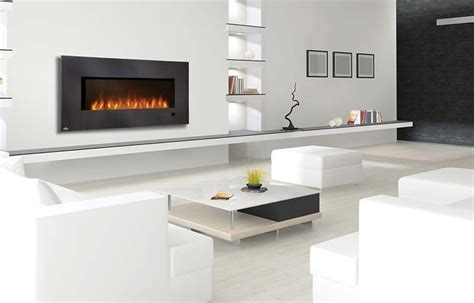Napoleon Efl48h 48 Inch Indoor Electric Fireplace With
