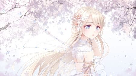 miracle nikki  anime background wallpapers