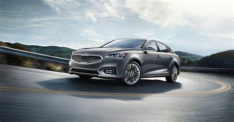 2019 kia cadenza 2019 kia cadenza premium redesign and price 2019 2020 kia