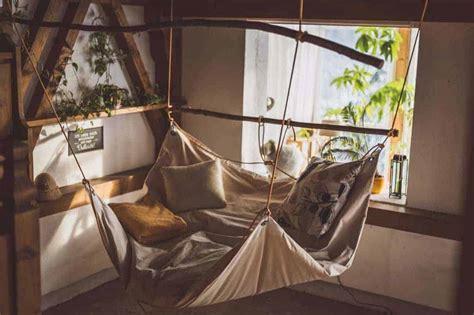 le beanock beanbag hammock bed   desire