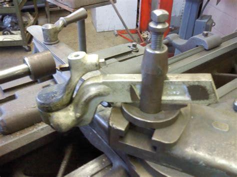 lantern toolpost radius cutter