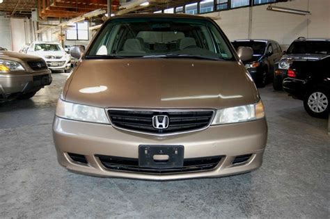 gold year   honda model odyssey miles