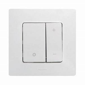 Variateur De Lumiere Legrand : interrupteur variateur 400w eclat nilo castorama ~ Dailycaller-alerts.com Idées de Décoration