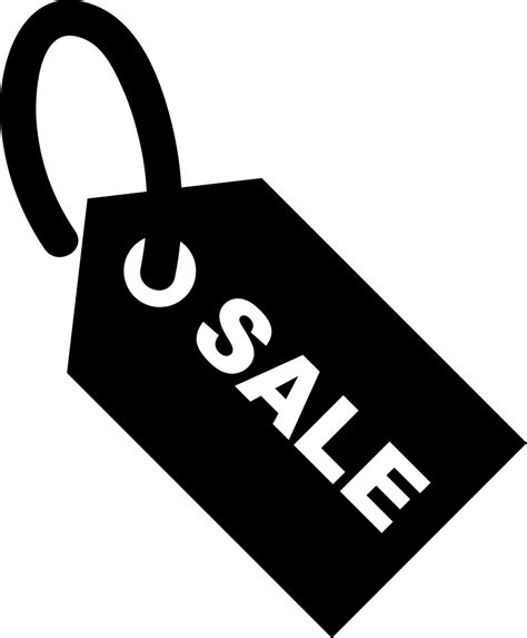 Sale Tag Svg Png Icon Free Download (#62181 ...