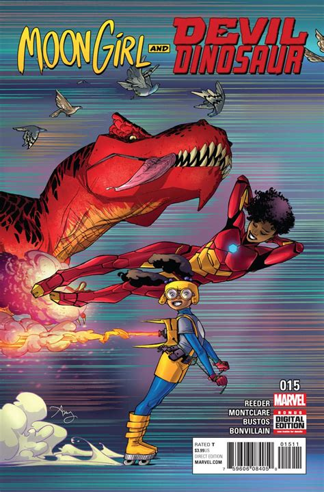 moon girl  devil dinosaur vol   marvel