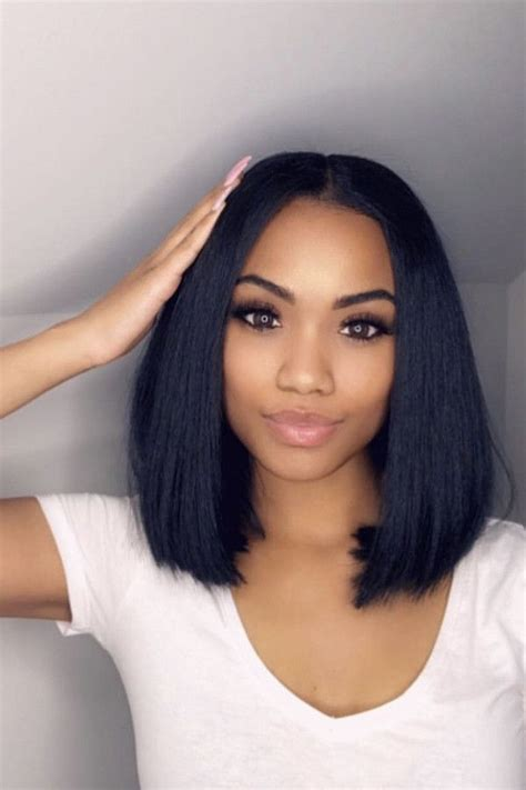 Sew In Bob Hairstyles by Best Sew In Bob Styles Best Weave For A Bob Sew In