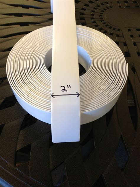 vinyl strapping  patio furniture repair  roll