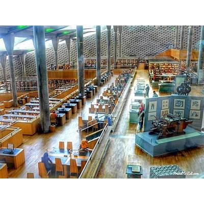 Bibliotheca Alexandrina Egypt - Travel To Eat