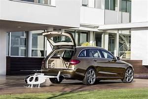 Mercedes Benz Classe C Break : mercedes classe c break plus de coffre et des astuces pour l 39 estate photo 21 l 39 argus ~ Melissatoandfro.com Idées de Décoration