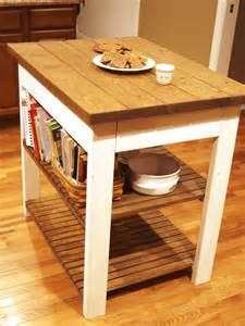 Build Your Own Butcher Block Kitchen Island