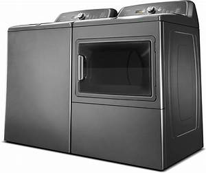 Maytag Medx700ag 27 Inch Electric Dryer With 7 4 Cu  Ft