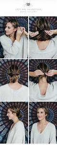 3 Easy Hairstyles For Lazy Days Advice From A Twenty