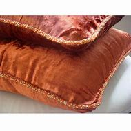 Rust Throw Pillow Covers