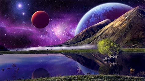 Hd Wallpapers 1080p Space