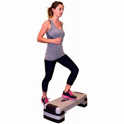 Step Aerobics Steps Hart Fitness Transparent Clip