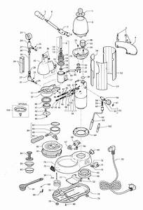 Gaggia Achille Espresso Machine Schematic