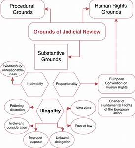 Substantive Grounds For Judicial Review