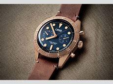 Introducing Oris Carl Brashear Chronograph Limited