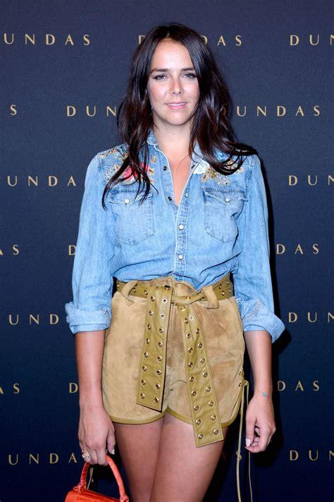 pauline ducruet  dundas  fashion show  paris fashion week  hawtcelebs