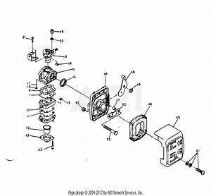 Wiring Diagram  27 Poulan 446t Pro Fuel Line Diagram