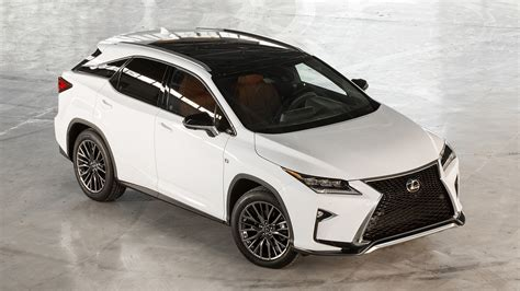 Lexus Rx Hd Picture by 2016 Lexus Rx 350 F Sport Wallpapers Hd Images Wsupercars