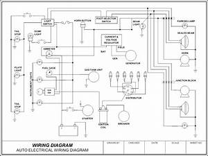 Wiring Diagram - Auto Template - Sample Templates