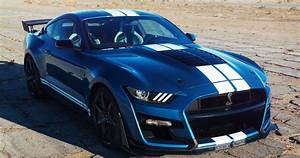 Here's More Than You Ever Wanted To Know About The New 2020 Ford Shelby Mustang GT500
