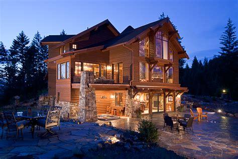 mountain dream home designs