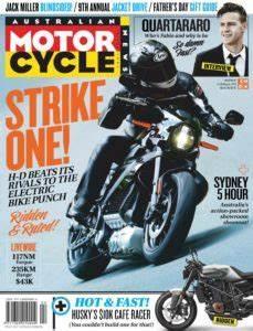 Australian Motorcycle News - August 15, 2019 - Free PDF Magazine download