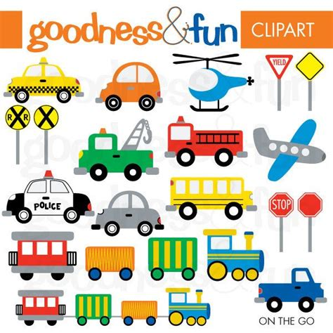 Free Download Free Transportation Vehicles Clipart For