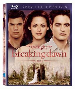 The Twilight Saga Breaking Dawn U2019 Part 1 Two Disc Special