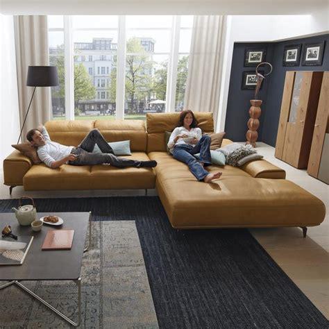 musterring leder wohnlandschaft mr 2490 in braun hardeck ansehen 187 discounto de - Musterring Mr 2490