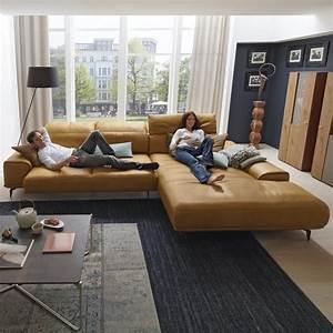 Esszimmerstühle Leder Musterring : musterring leder wohnlandschaft mr 2490 in braun von hardeck ansehen ~ Indierocktalk.com Haus und Dekorationen