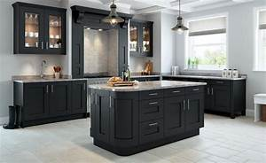 Rivington Bespoke Painted Kitchen in Slate Grey