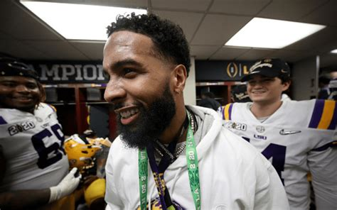LSU Bans Odell Beckham Jr. For 2 Years For Cash Gifts To ...