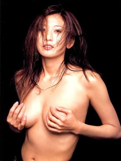 中島史恵のヌード画像集