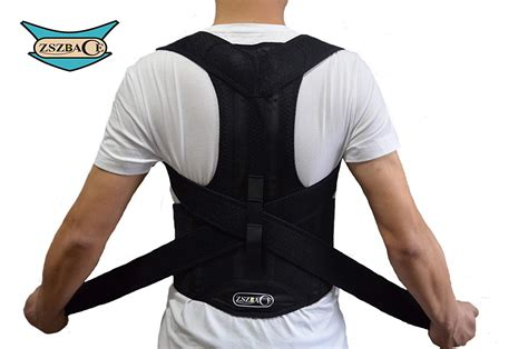 Buy ZSZBACE Medical Humpback Posture Corrector and Back ...
