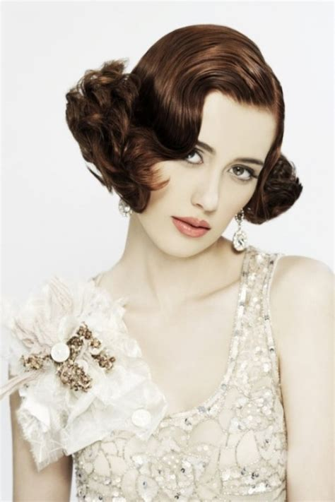 awesome vintage wedding hairstyles ideas weddingomania