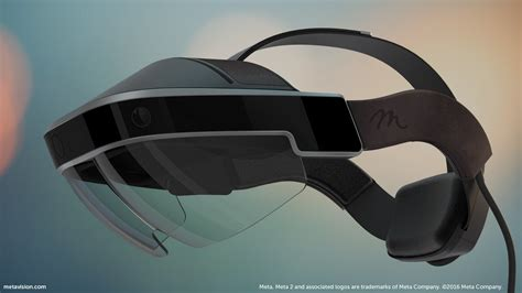 'meta 2' Ar Glasses Available To Pre-order, 1440p With 90