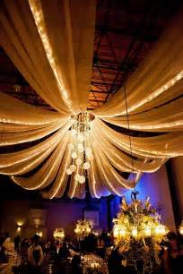 indoor canopy 9 gorgeous ideas for your wedding reception