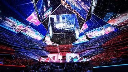 Esports Stadium Arena Sports Arenas Hok Lighting