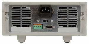 Model 8500  Programmable Dc Electronic Loads