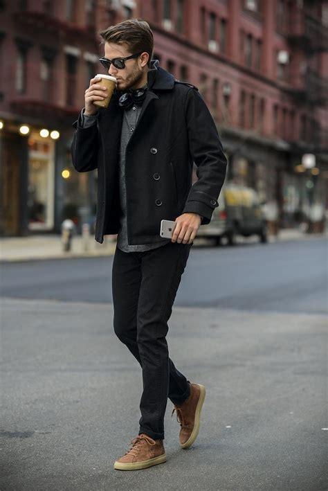 Best 25+ Black menu0026#39;s fashion ideas on Pinterest | Men ...