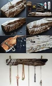 Treppenstufen Holz Selber Machen : basteln mit treibholz diy deko mit erinnerungen an den strandurlaub ~ Orissabook.com Haus und Dekorationen
