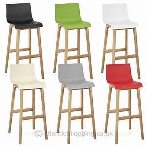 Chaise De Bar Bois : chaise de bar drift r sine bois monde du tabouret ~ Dailycaller-alerts.com Idées de Décoration