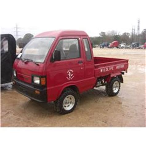 Hijet Mini Truck by 1997 Daihatsu S80lp Jumbo Hijet Mini Truck J M Wood